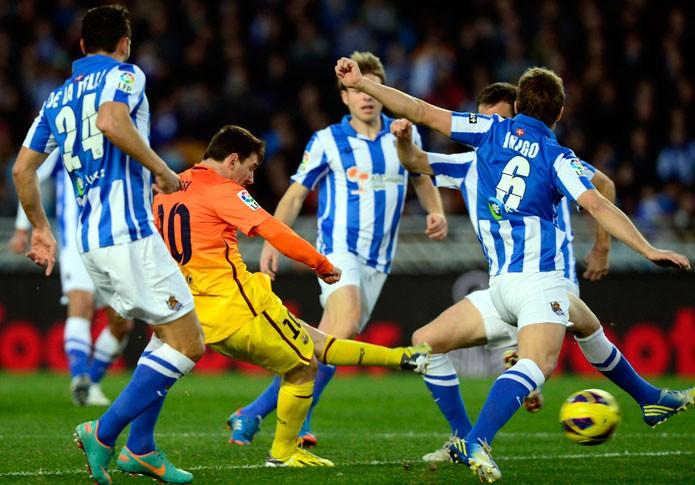 Dự đoán của Puyol và thực tế Barcelona sau trận thua Sociedad - ảnh 1