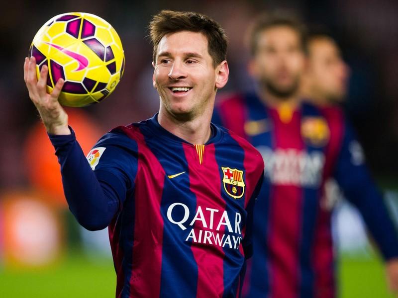 Messi là cầu thủ thu nhập cao nhất thế giới - ảnh 1