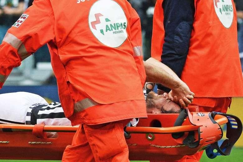 Marchisio lỗi hẹn Euro 2016 - ảnh 1