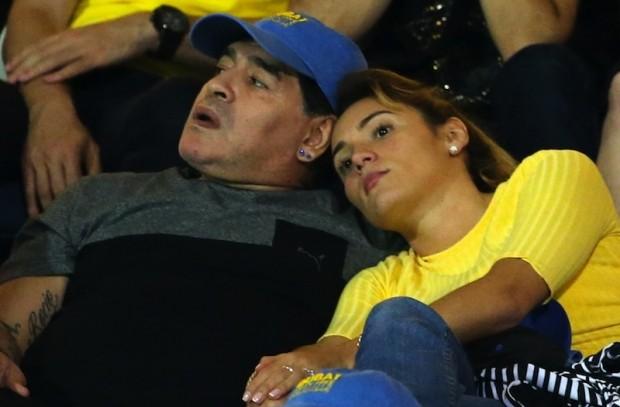 Maradona được tặng danh hiệu cao quý nhất Nicaragua - ảnh 1