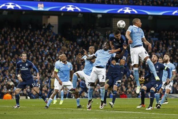 Man. City 0-0 Real Madrid: Không Ronaldo, không bàn thắng - ảnh 1