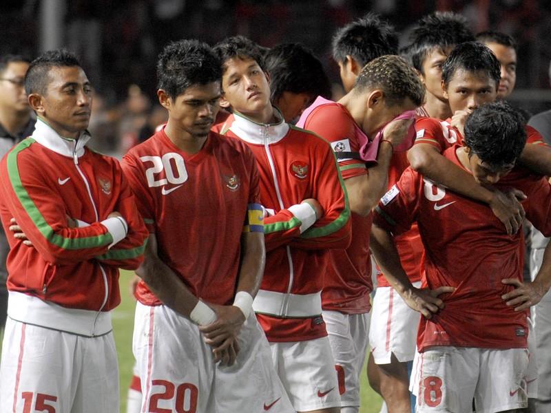 Indonesia gặp Chủ tịch FIFA để dỡ bỏ cấm vận - ảnh 1