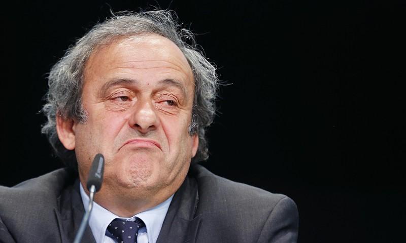 Platini thuê luật sư khủng kiện FIFA - ảnh 1