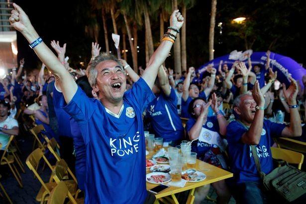 Những điều chưa biết về nhà tân vô địch Anh - Leicester City - ảnh 3