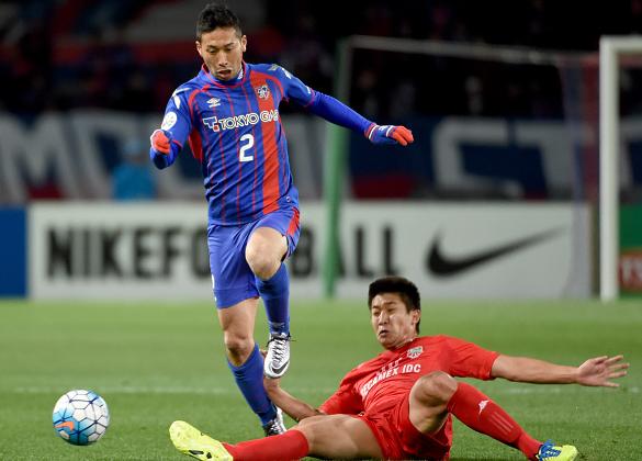 AFC Champions League: Jiangsu, B.Bình Dương chia tay giải - ảnh 1