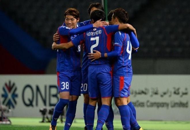 AFC Champions League: Jiangsu, B.Bình Dương chia tay giải - ảnh 3