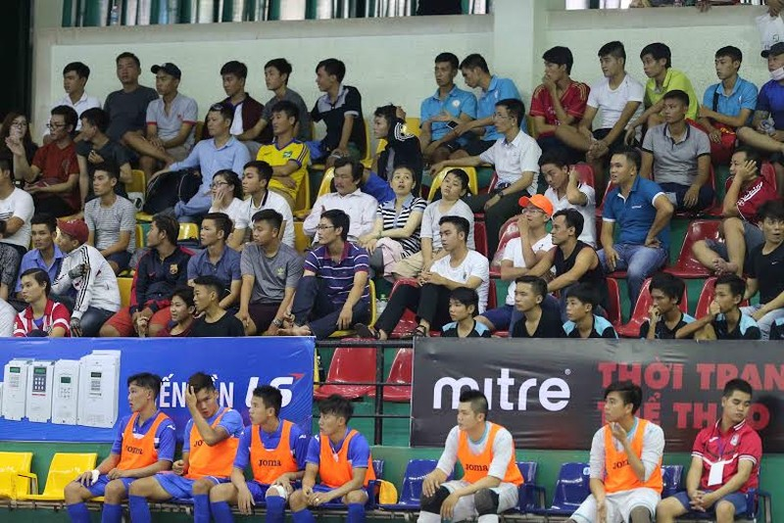 Hôm nay vòng 9 giải vô địch Futsal toàn quốc: Đòi nợ - ảnh 1