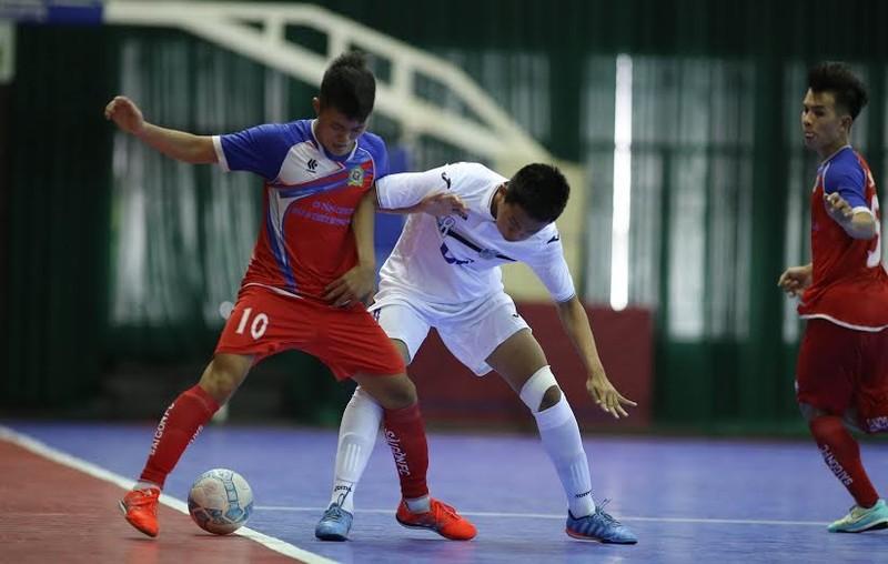 Vòng 9 giải vô địch Futsal: Thái Sơn Nam thẳng tiến - ảnh 1