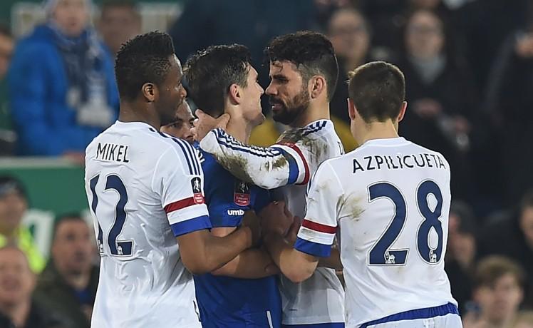 """HLV Del Bosque: """"Sao mọi người cứ nhìn Costa như tội phạm vậy"""" - ảnh 1"""
