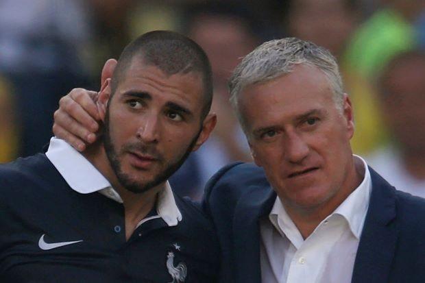 Ai thay Benzema dẫn dắt hàng công tuyển Pháp tại Euro 2016? - ảnh 1