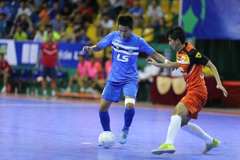 Vòng 12 giải Futsal VĐQG 2016: Níu kéo hy vọng - ảnh 1