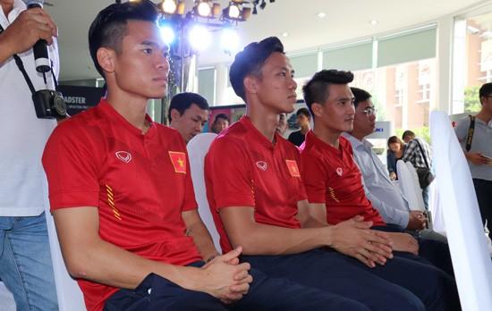 Suzuki tài trợ 2 năm cho các đội tuyển bóng đá Việt Nam - ảnh 2