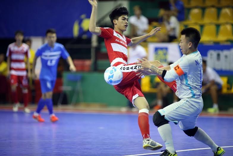 Giải vô địch Futsal toàn quốc: Quyết liệt vòng đấu áp chót  - ảnh 2