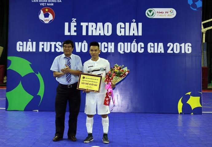 Kết thúc giải Vô địch Futsal: Hai đội Khánh Hòa áp sát Thái Sơn Nam - ảnh 2