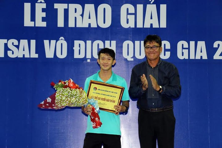 Kết thúc giải Vô địch Futsal: Hai đội Khánh Hòa áp sát Thái Sơn Nam - ảnh 3