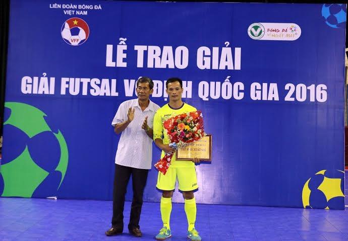 Kết thúc giải Vô địch Futsal: Hai đội Khánh Hòa áp sát Thái Sơn Nam - ảnh 4