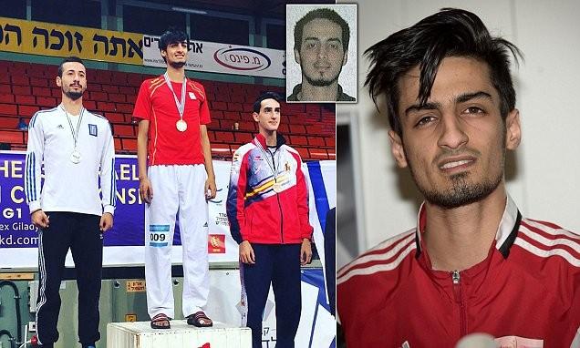 Em trai kẻ đánh bom tại Bỉ vừa vô địch Taekwondo châu Âu - ảnh 1