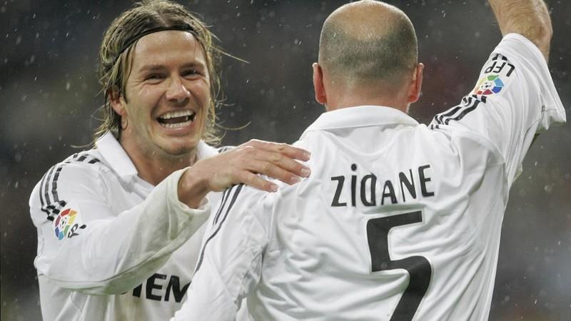 Beckham khuyên Real hãy trân trọng Zidane - ảnh 1