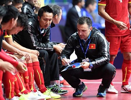 Sau kết quả bốc thăm Futsal World Cup: Cách tính của Bruno! - ảnh 2