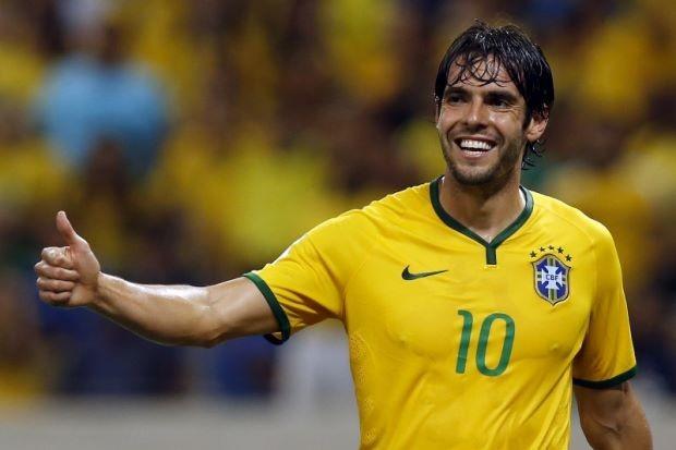 Kaka lại vào tuyển Brazil - ảnh 1
