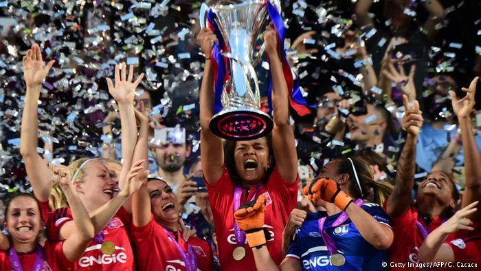 Lyon vô địch Champions League lần thứ ba - ảnh 1