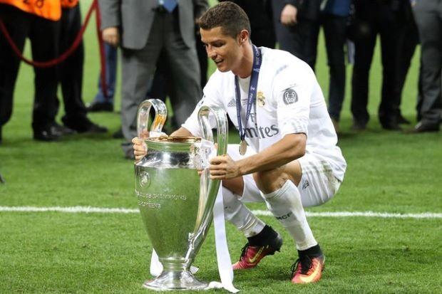 Ronaldo: 'Tôi là số 1 trong đội' - ảnh 1