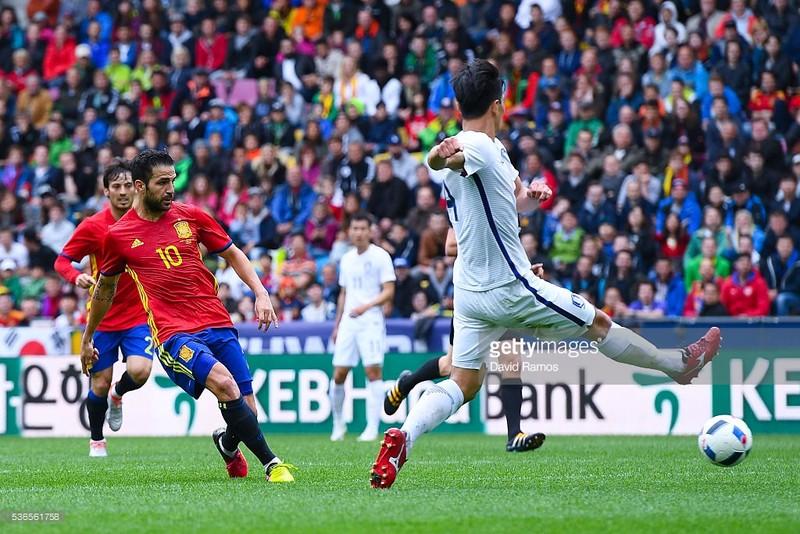 Tây Ban Nha hạ gục Hàn Quốc bằng séc tennis - ảnh 1