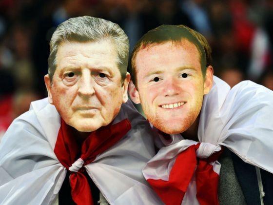 Người Anh chán thầy trò Roy Hodgson- Rooney - ảnh 1