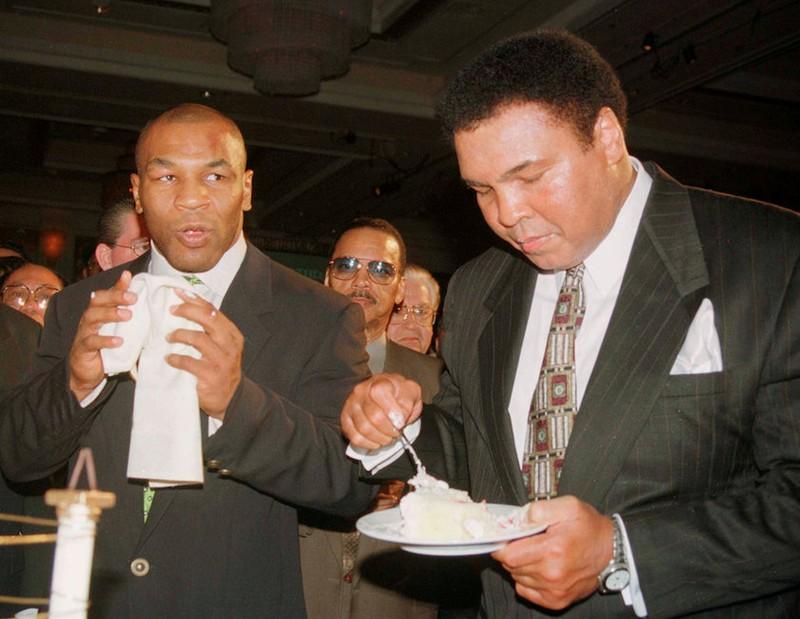 Vĩnh biệt Huyền thoại Muhammad Ali  - ảnh 4