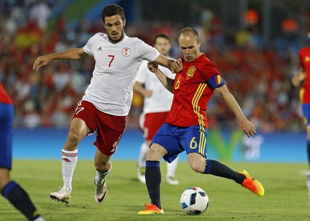 Tây Ban Nha thua sốc Gruzia - ảnh 3