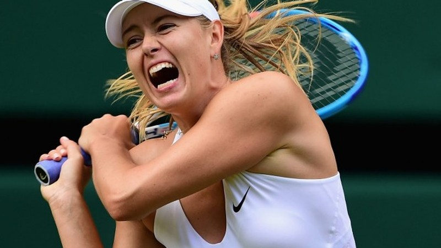Búp bê Nga Sharapova chính thức bị treo vợt 2 năm - ảnh 1