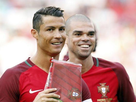 'Bồ Đào Nha có hai 'diễn viên' siêu hạng' - ảnh 1