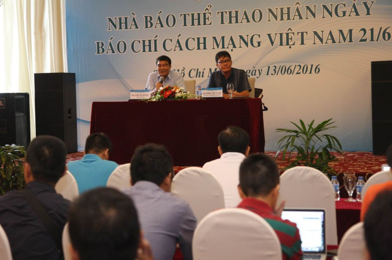 Các đội tuyển Việt Nam sẽ có logo trên ngực áo - ảnh 1