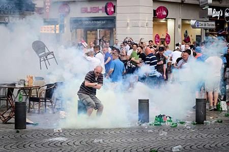 Nga chuẩn bị nhận án phạt của UEFA - ảnh 1