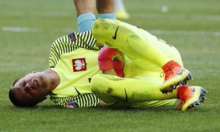 Thủ môn số 1 của Ba Lan vắng trận gặp Đức - ảnh 1