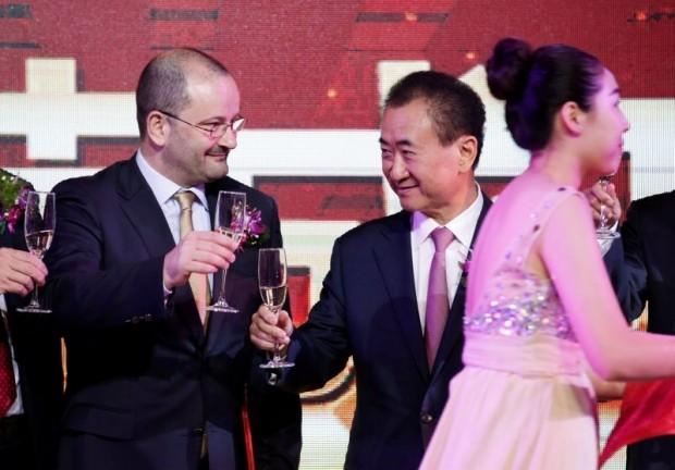 Tập đoàn Wanda Trung Quốc 'kết hôn' với FIBA - ảnh 1