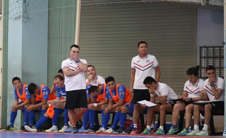 Khai mạc giải Futsal TP.HCM mở rộng: Ngoại binh tạo chất lượng cao - ảnh 3