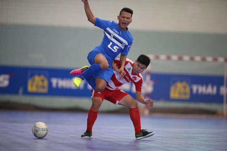 Khai mạc giải Futsal TP.HCM mở rộng: Ngoại binh tạo chất lượng cao - ảnh 2