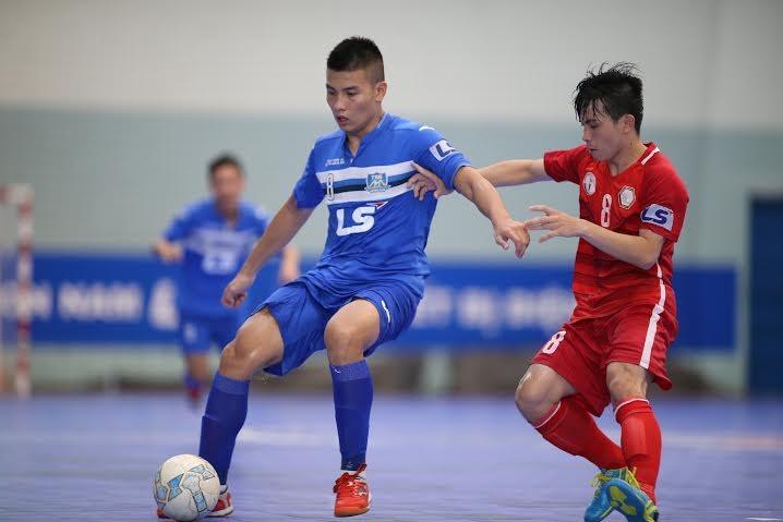 Giải futsal TP.HCM mở rộng-Cúp LS 2016: Thái Sơn Bắc vào bán kết  - ảnh 2