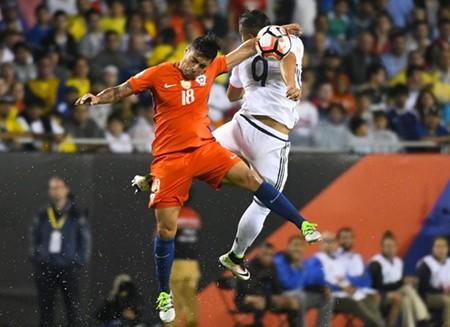 ĐKVĐ Chile tái đấu Argentina ở chung kết Copa America - ảnh 1