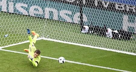Những cái nhất sau vòng bảng Euro 2016 - ảnh 4