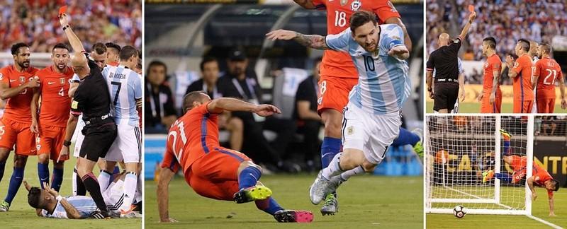 Messi đá hỏng phạt đền, giấc mơ Argentina lại tan vỡ - ảnh 3