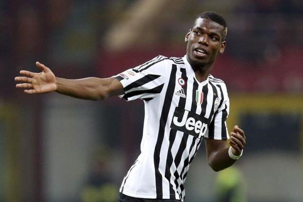 Pogba được Juventus hét giá 100 triệu bảng nếu MU muốn có