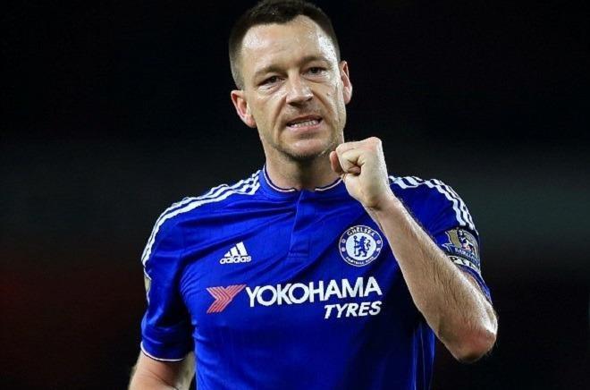 """Chiếc băng """"C"""" của Chelsea mùa tới vẫn thuộc về Terry"""