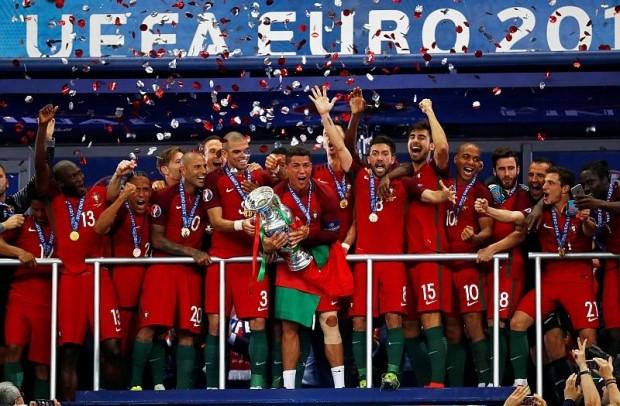 Không một nhà vô địch châu Âu nào góp mặt đội Olympic Bồ Đào Nha.