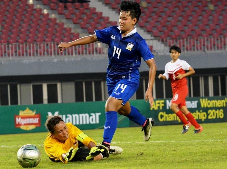 Giải bóng đá nữ Đông Nam Á: Việt Nam gặp Myanmar tại bán kết - ảnh 3