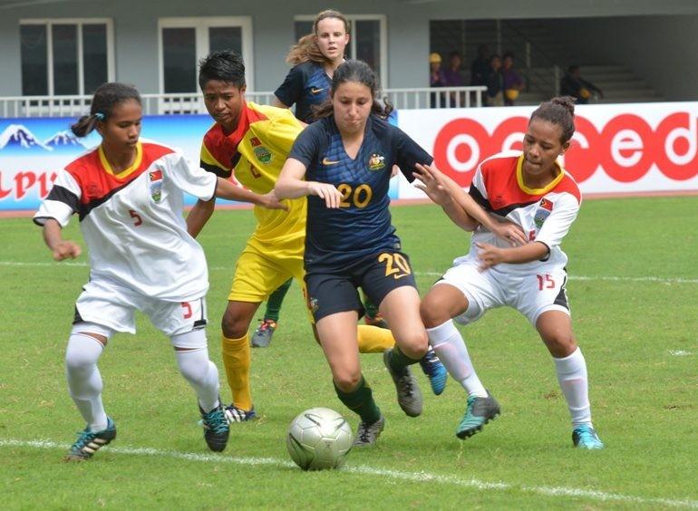 Giải bóng đá nữ Đông Nam Á: Việt Nam gặp Myanmar tại bán kết - ảnh 4