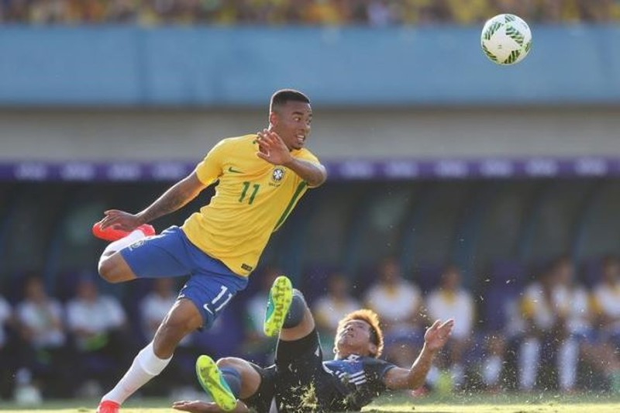 Pep 'ăn lúa non' của Palmeiras - ảnh 1