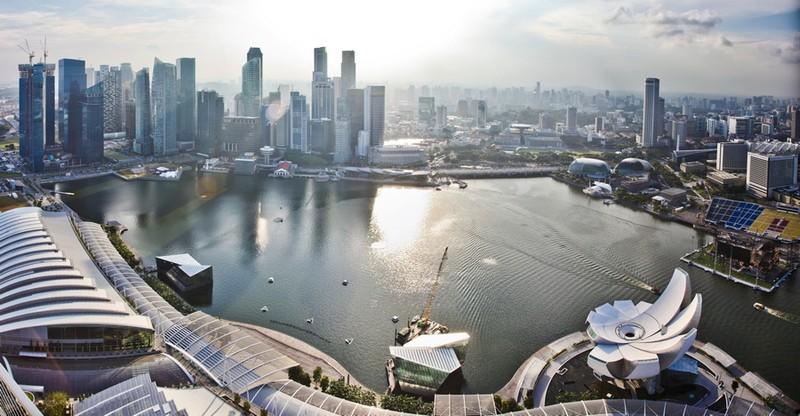 Khủng bố tính phóng tên lửa vào vịnh Marina của Singapore - ảnh 1