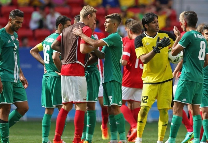 Bóng đá nam Olympic 2016: Neymar gây thất vọng, Brazil lại hòa - ảnh 5